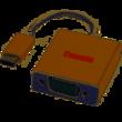 ADAPTADOR TIPO C PARA VGA - TOMATE MTC-7104