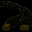 CABO PARA IMPRESSORA USB 2.0 1.8M - POWER CORD