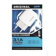 CARREGADOR MICRO USB (V8) 3.1A XM-31192