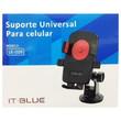 SUPORTE VEICULAR PARA SMARTPHONE - IT.BLUE LE-028
